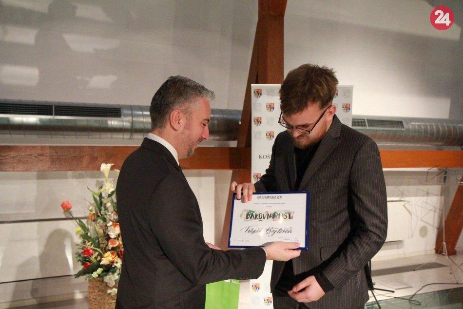 Košický župan ocenil aj spišskonovoveských študentov