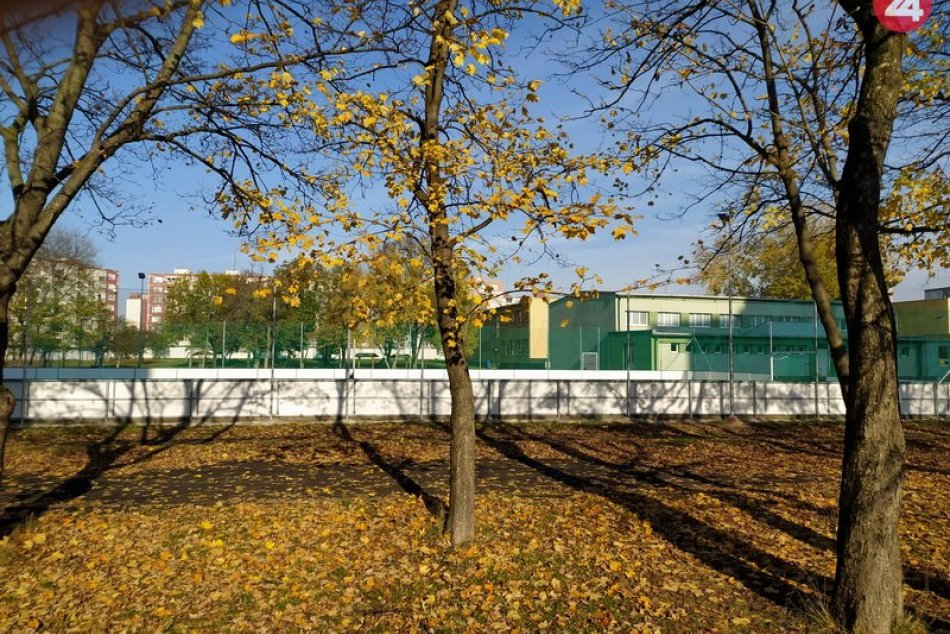 Nové multifunkčné ihrisko v škole na Hradnej ulici