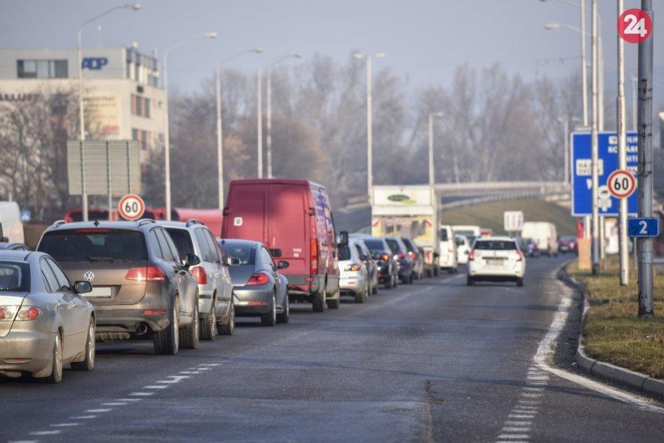 Doprava v Bratislave
