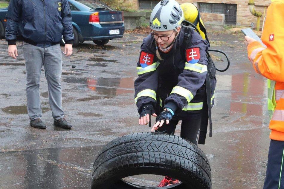 V OBRAZOCH: Hasičské preteky Železný hasič 2019 vo Zvolene