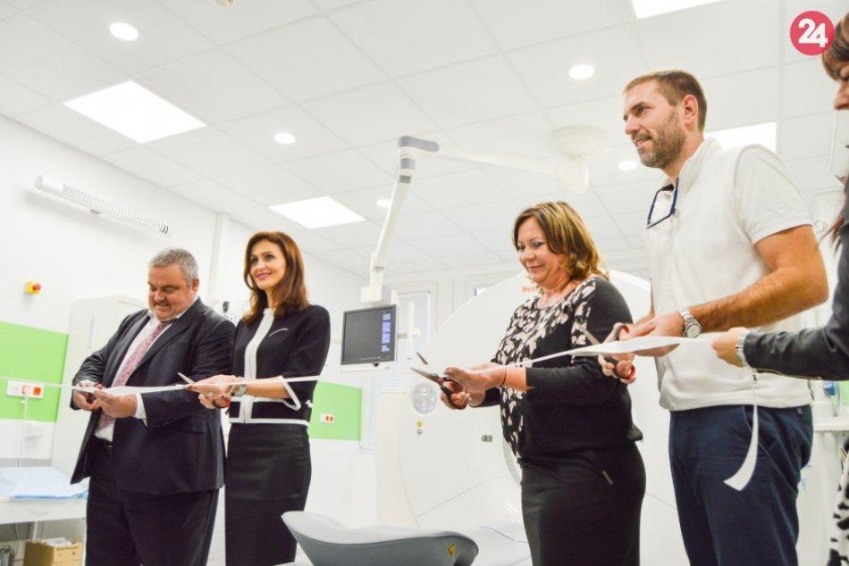 Fakultná nemocnica Trnava má nové CT