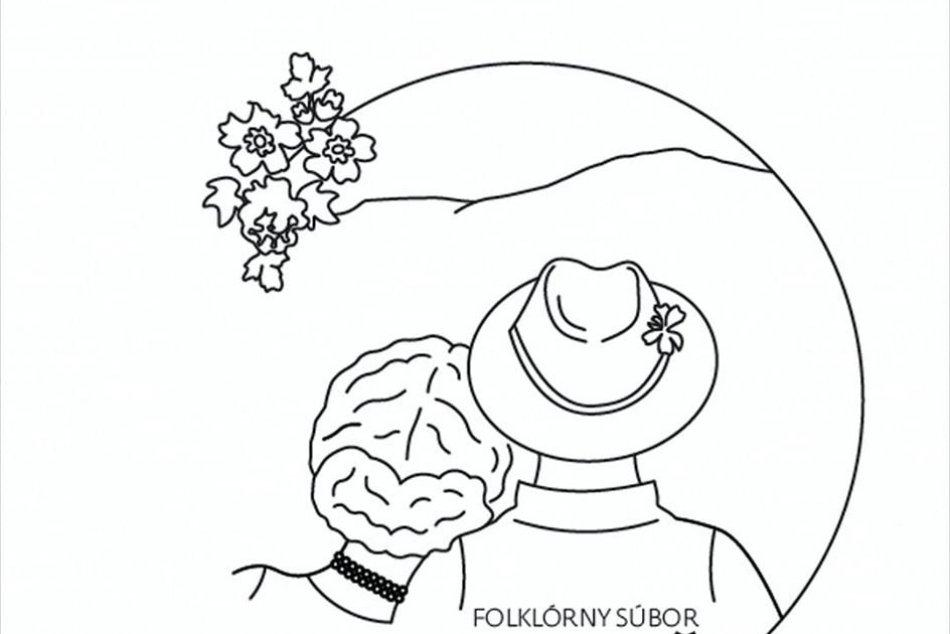Nové logo Folklórneho súboru Tribeč