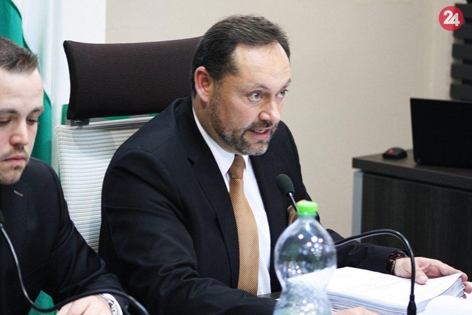 Primátor Nových Zámkov Otokar Klein bude kandidovať vo voľbách 2020