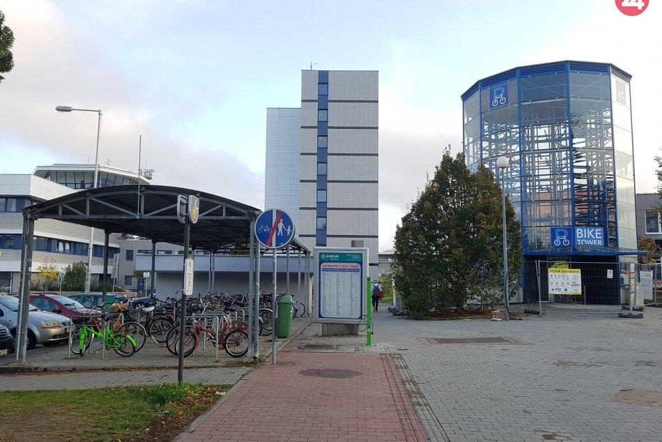 Cykloveža v Trnave