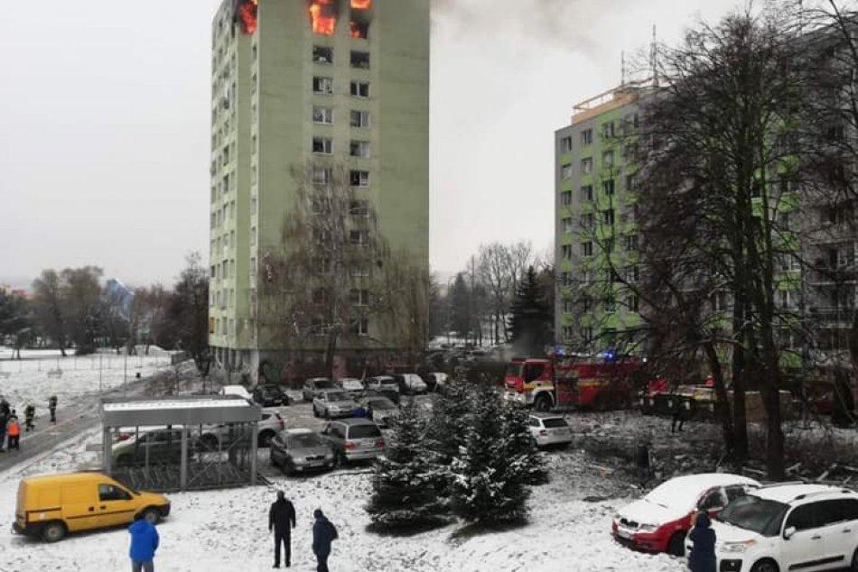 Výbuch plynu v Prešove: Došlo k nemu na Sídlisku III