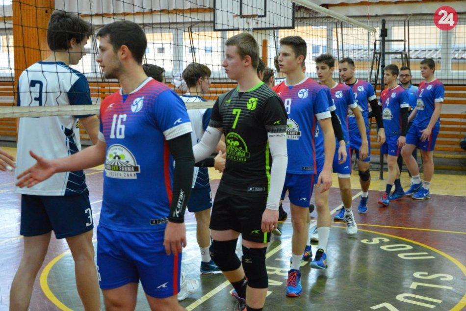 VK Junior 2012 Poprad vs. ŠK Gymnázium Humenné