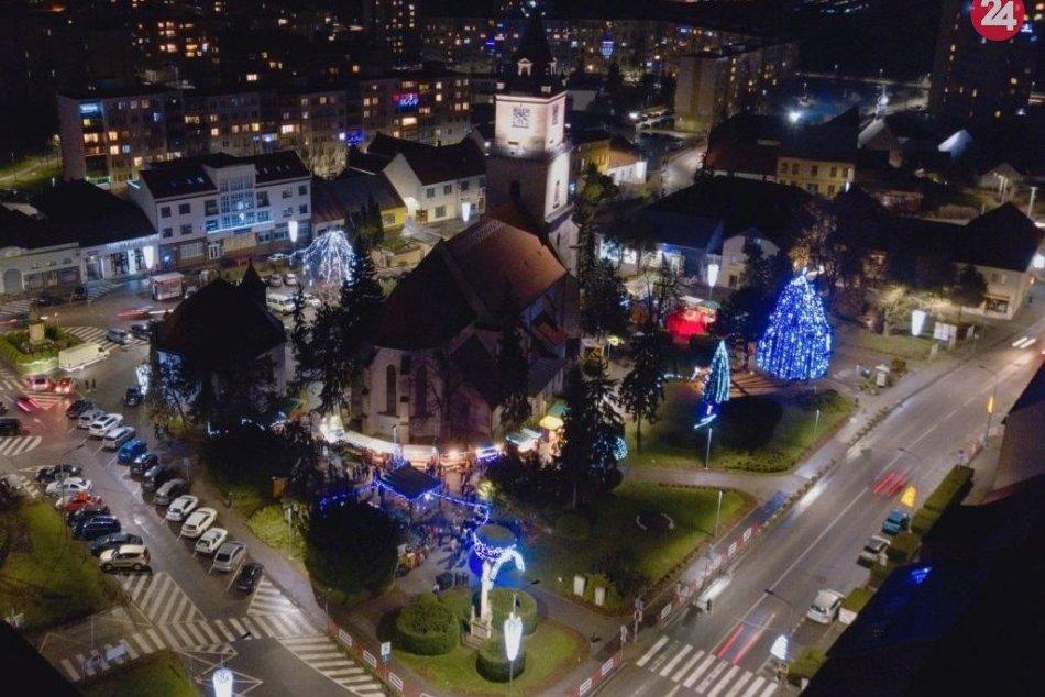 Kompletný program Vianočných trhov 2019: Na TIETO atrakcie sa môžete tešiť!