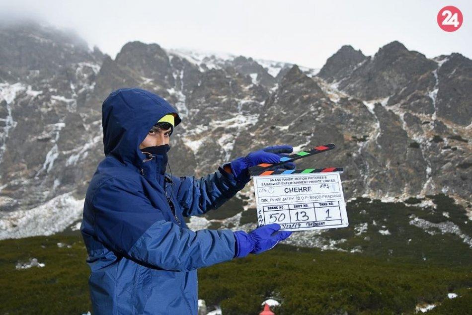 Bollywoodsky filmový štáb v Tatrách: Dočkáme sa turistov z Indie?