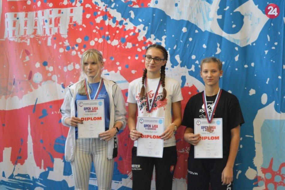 Športový Kickbox klub Michalovce: Vychováva úspešných mladých športovcov