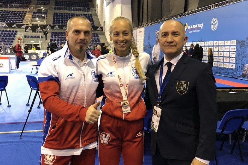 Novovešťanka Zoja získala na Svetovom pohári 1. miesto