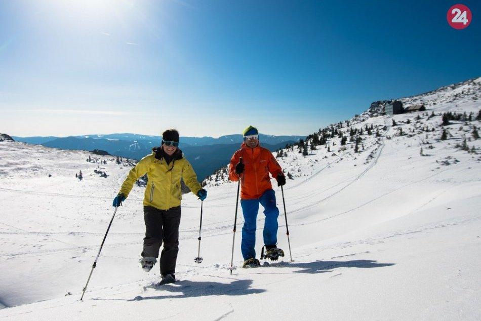 Viedenské Alpy: Raj pre lyžiarov