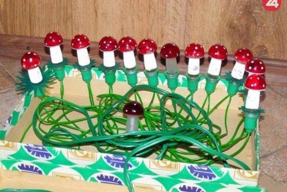 Retro vianočné ozdoby: Unikátne kúsky sú aj po rokoch funkčné, FOTO