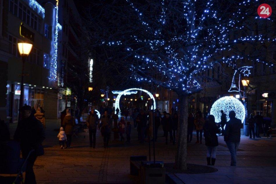 Vianočné trhy v Nitre, 2019