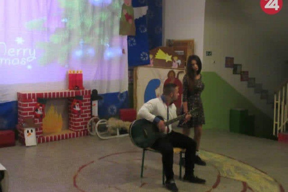 Vianoce na škole v Gemerskej Polome