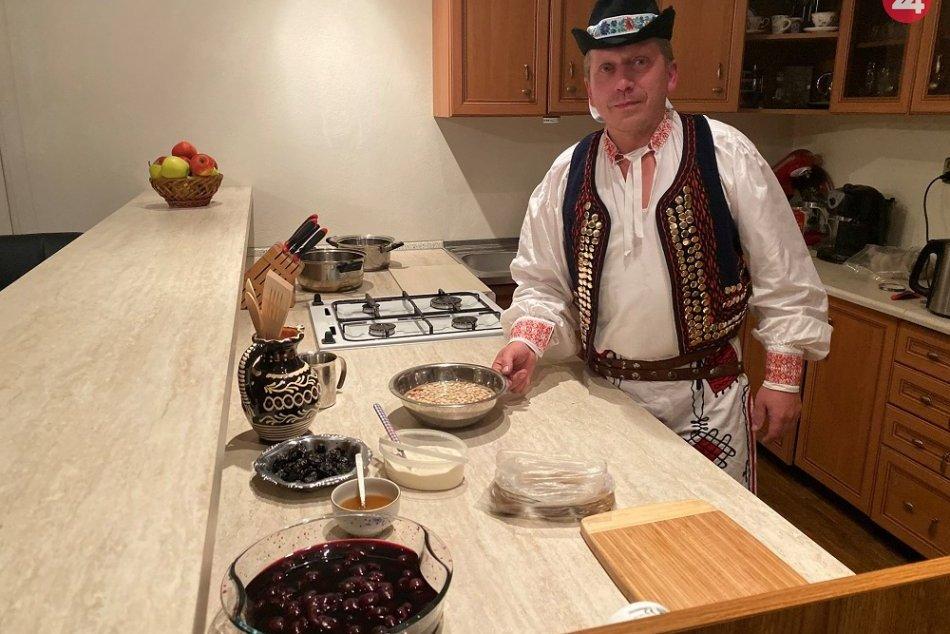 Obľúbené polievky Rusínov OBRAZOM: Čerešňanka, slivčanka a ich príprava