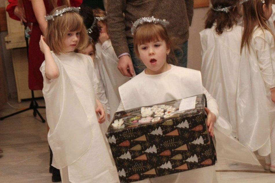 Vianočný večierok s charitatívnym podtónom