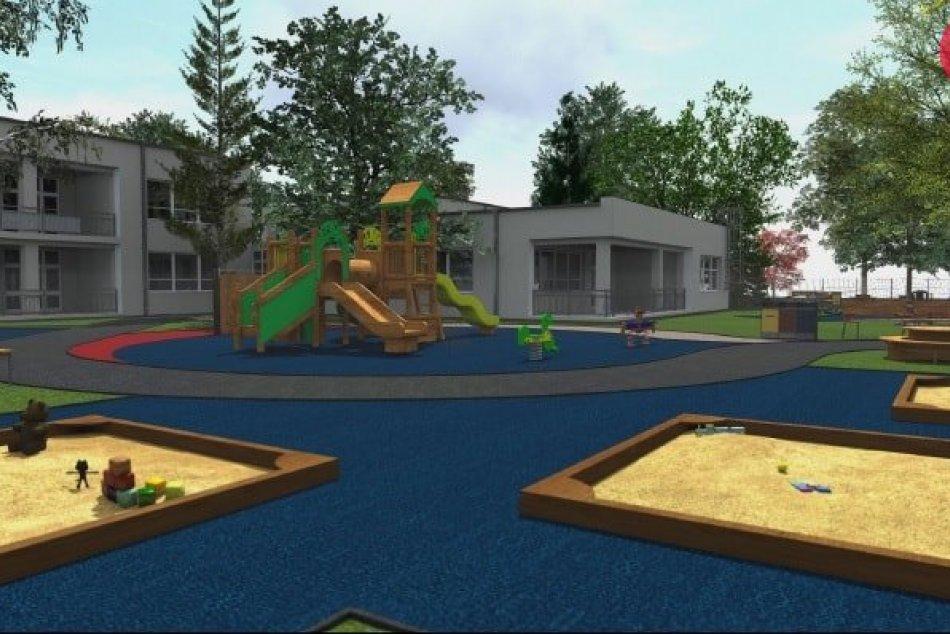 V Trnave by mala pribudnúť nová materská škola: Takto by mohla vyzerať