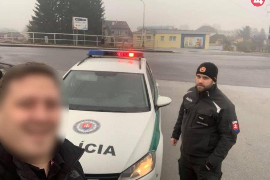 V OBRAZOCH: Policajti vo Zvolene čelili arogancii, nadávkam aj vyhrážaniu sa