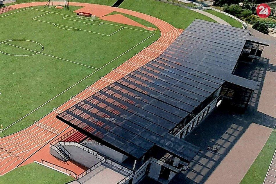 Vizualizácie: Takto by mal vyzerať štadión v Považskej po rekonštrukcii
