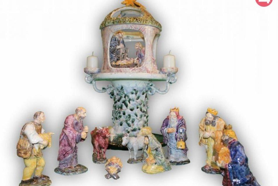 Čaro predmetu Vlastivedného múzea v Považskej Bystrici: Po betleheme mlyn