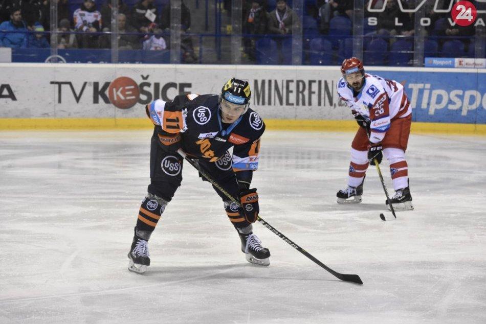 V OBRAZOCH: HC Košice- MHK 32 Liptovský Mikuláš