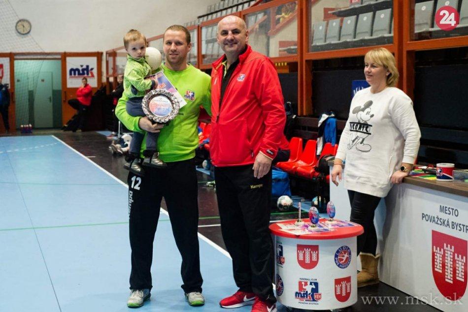 FOTO: MŠK Cup získala Považská Bystrica