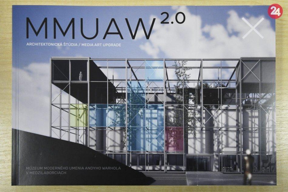 VIZUALIZÁCIE: Pozrite si víziu rekonštrukcie MMUAW v Medzilaborciach