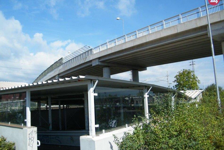 Vyhrievaný most v Grinave