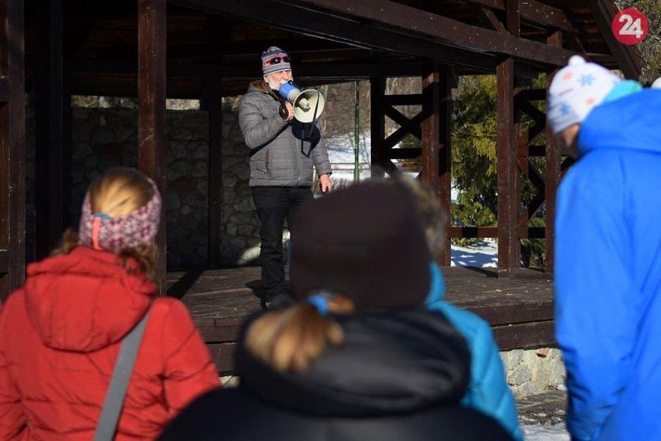 Tatranci protestujú: Sú proti navrhnutej obchádzke