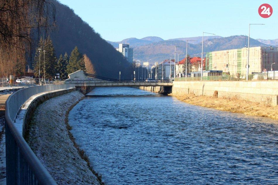 V OBRAZOCH: Zima v Bystrici, snehu nikde