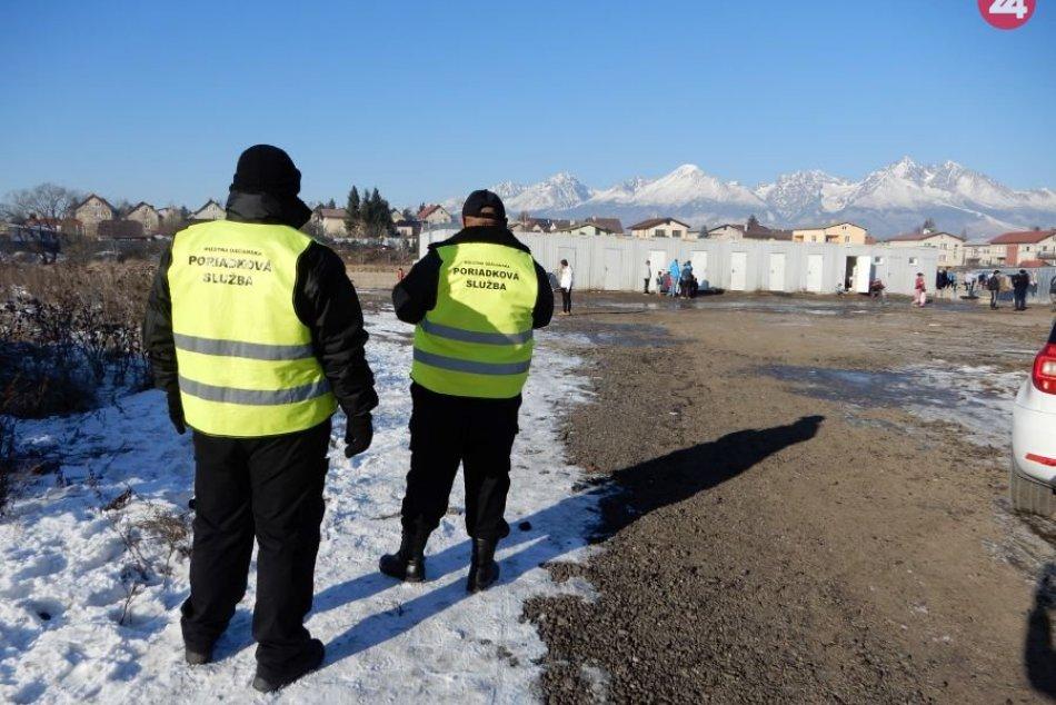 Problematické Matejovce: Mesto tu zriadilo policajnú stanicu