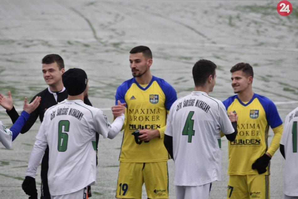 V OBRAZOCH: FC Košice-Šarišské Michaľany