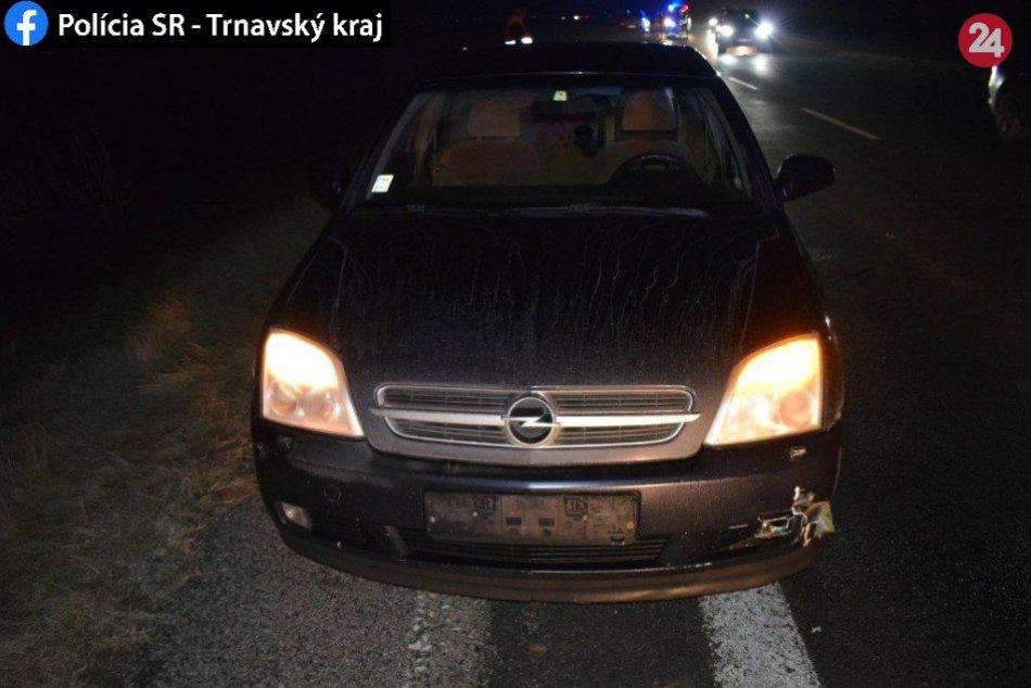 Pri dopravnej nehode zahynul chodec
