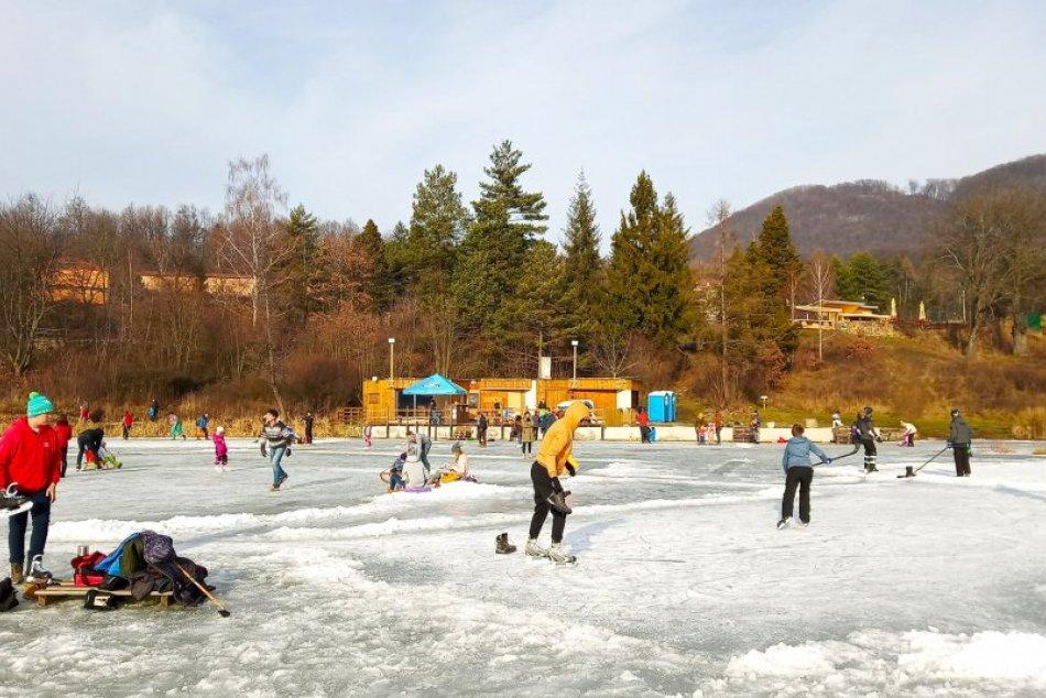 Obrazom: Zimná sezóna na Sigorde pri Prešove