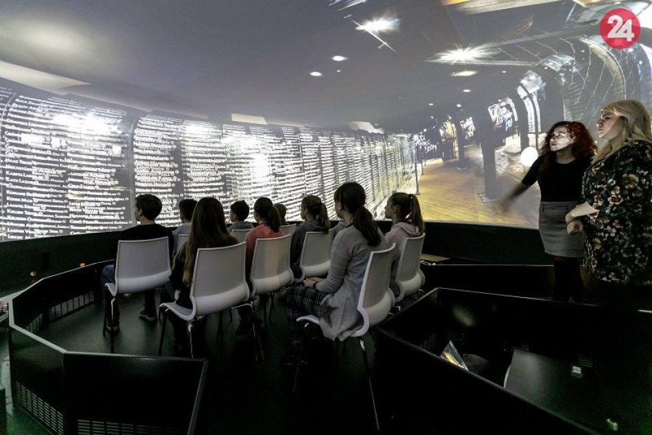 Digitálna výstava na Bratislavskom hrade