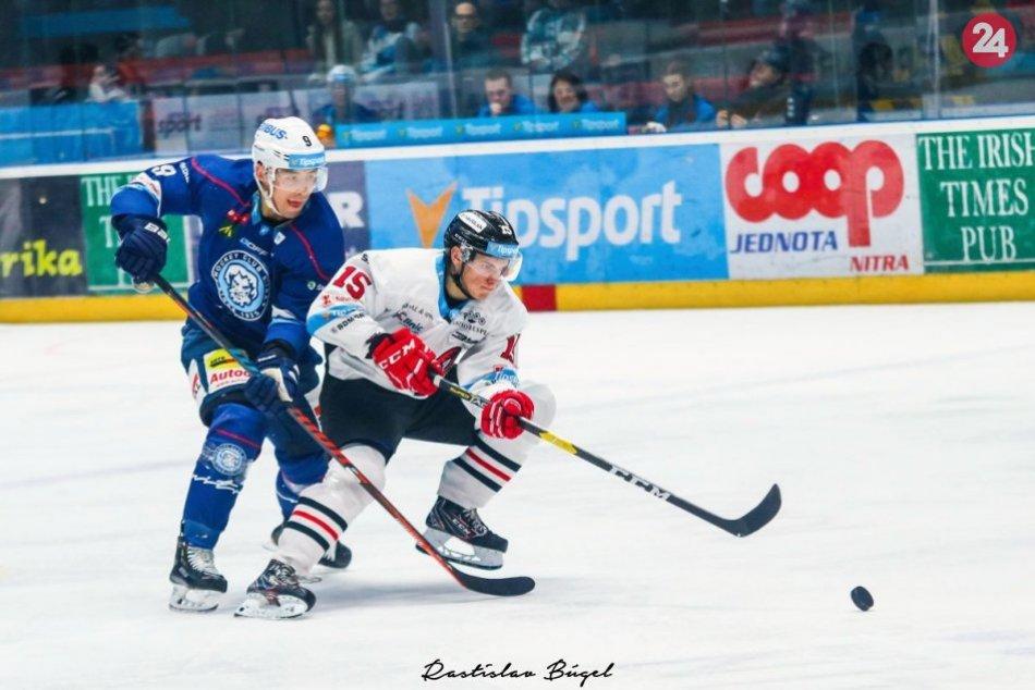 HK Nitra - HC '05 iClinic Banská Bystrica 2:5 v 46. kole