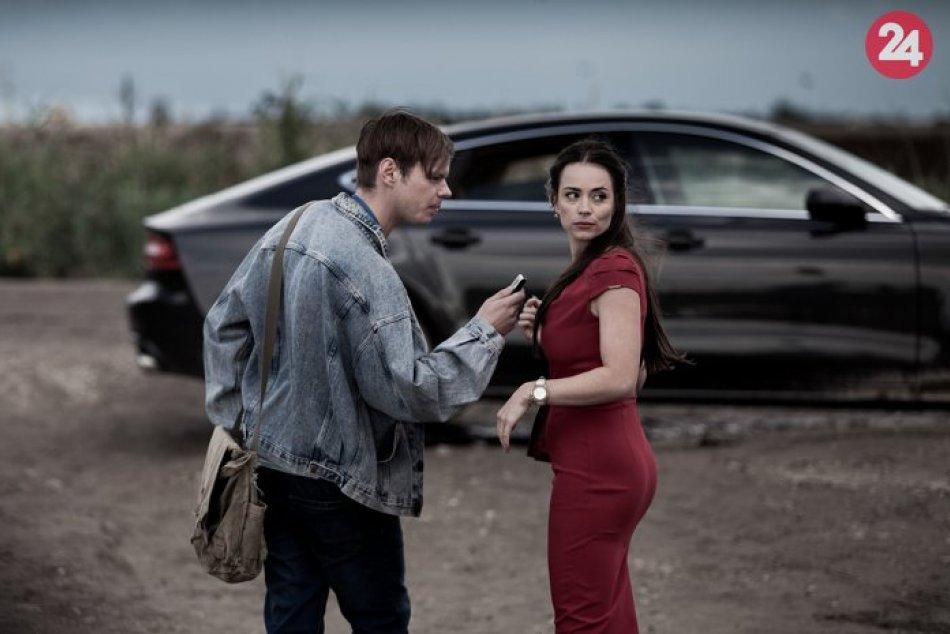 Obrazom: Vo filme Sviňa zahviezdi Prešovčanka Gabriela Marcinková