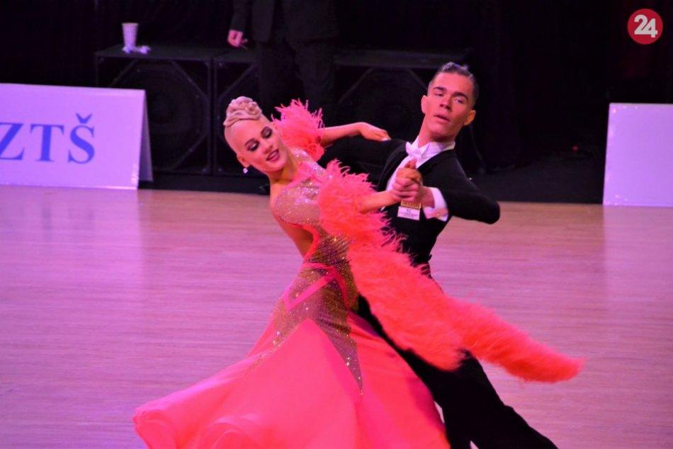 OBRAZOM: Nina bodovala na Majstrovstvách Slovenska v 10- tich tancoch