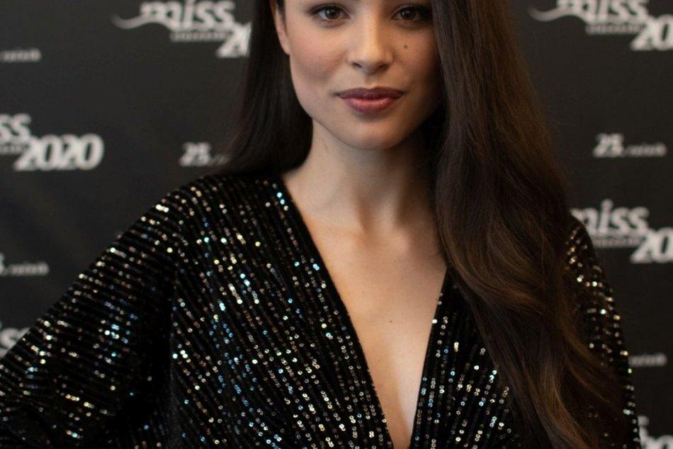V OBRAZOCH: Krásna Bystričanka Viktória bojuje vo finále Miss Slovensko