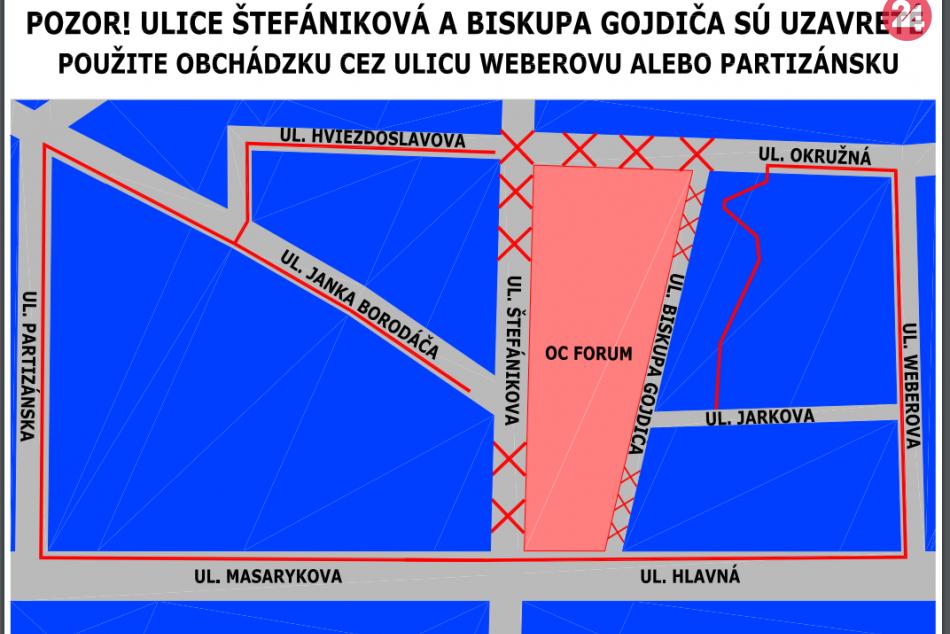 Obrazom: Doprava v Prešove prejde zmenami, chystajú sa novinky