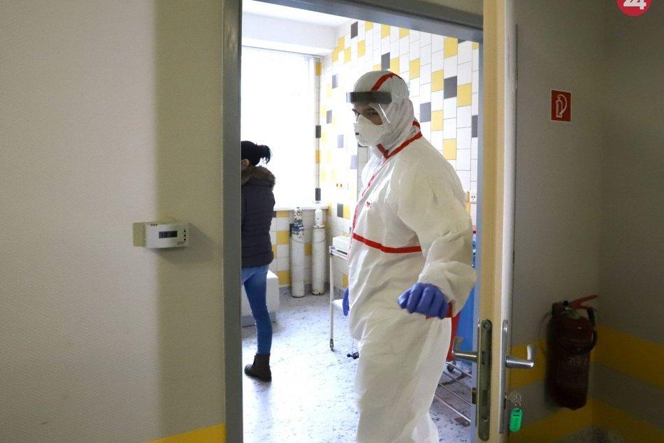 V OBRAZOCH: Preventívne cvičenie v Rooseveltovej nemocnici
