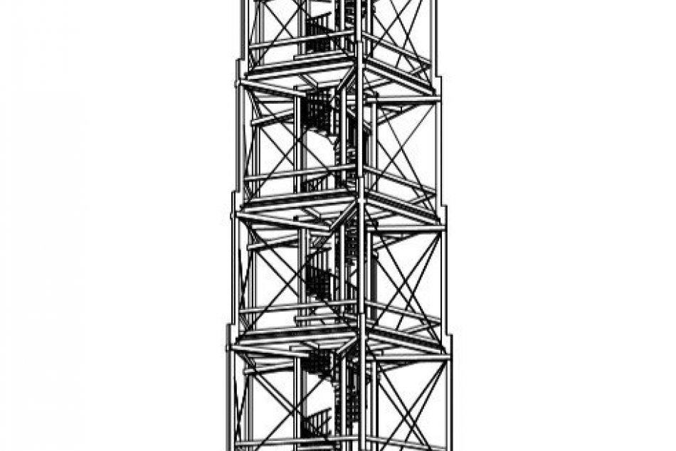 Nad Levočou začnú na jar s výstavbou vyhliadkovej veže