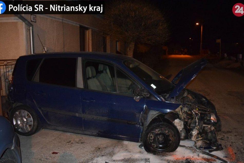 Opití vodiči spôsobili dopravné nehody