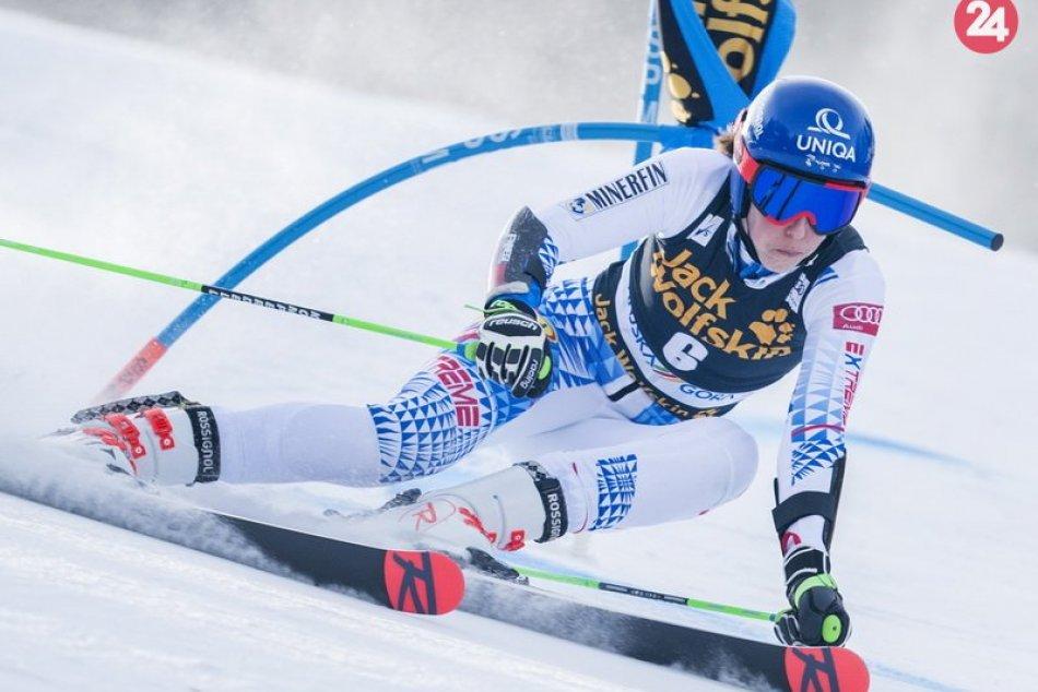 Obrovský slalom Svetového pohára v Kranjskej Gore