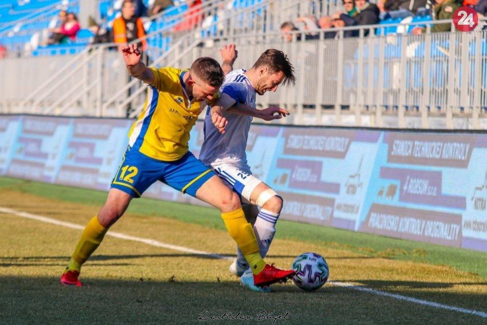 FC Nitra - FK Pohronie 0:0 v 19. kole