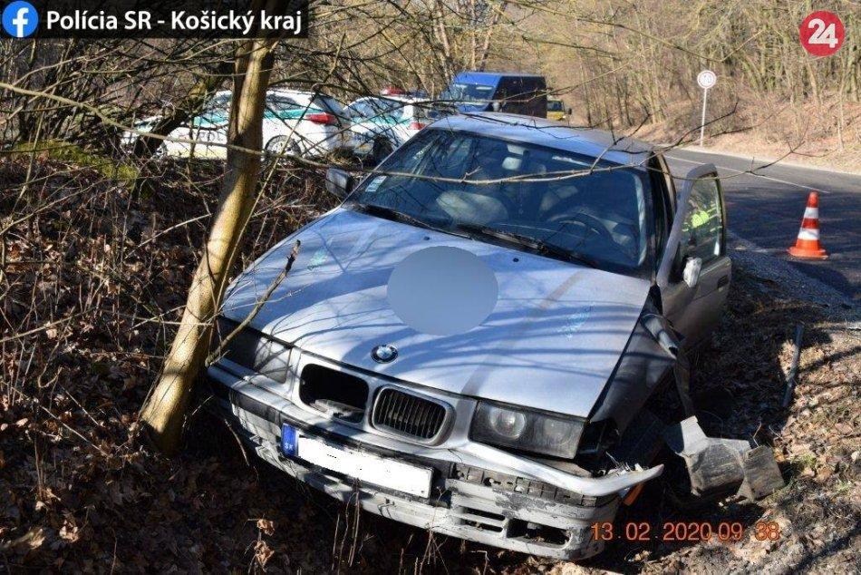 Zrážka 14-ročného vodiča s autom dôchodcu