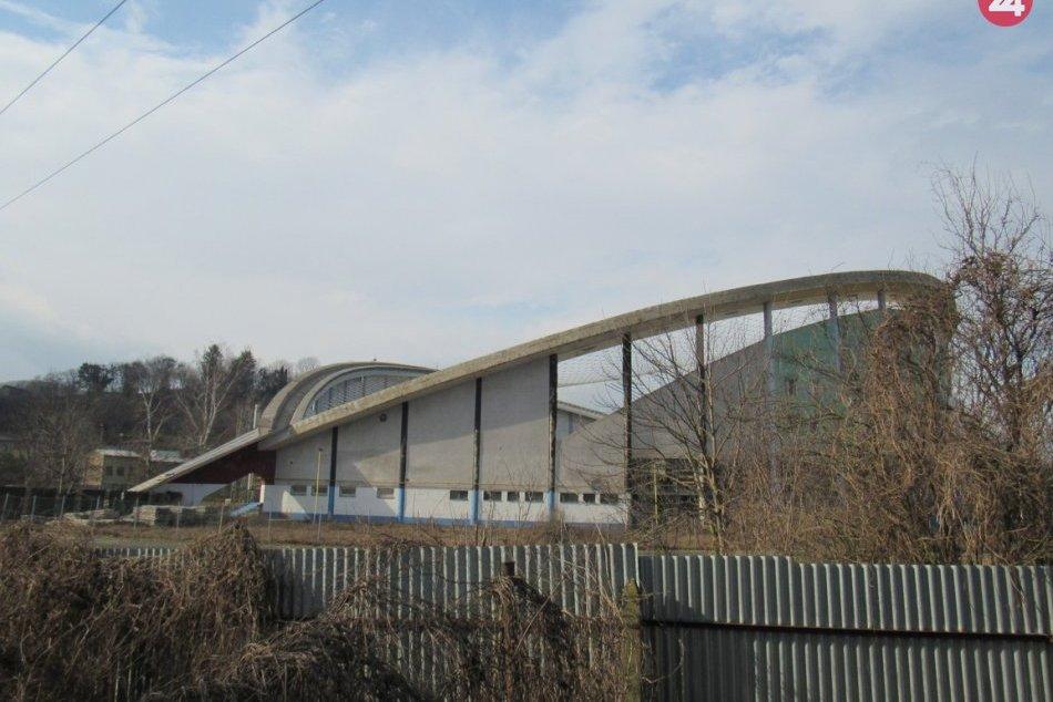 Obrazom: Zimný štadión v Prešove podlieha rekonštrukcii