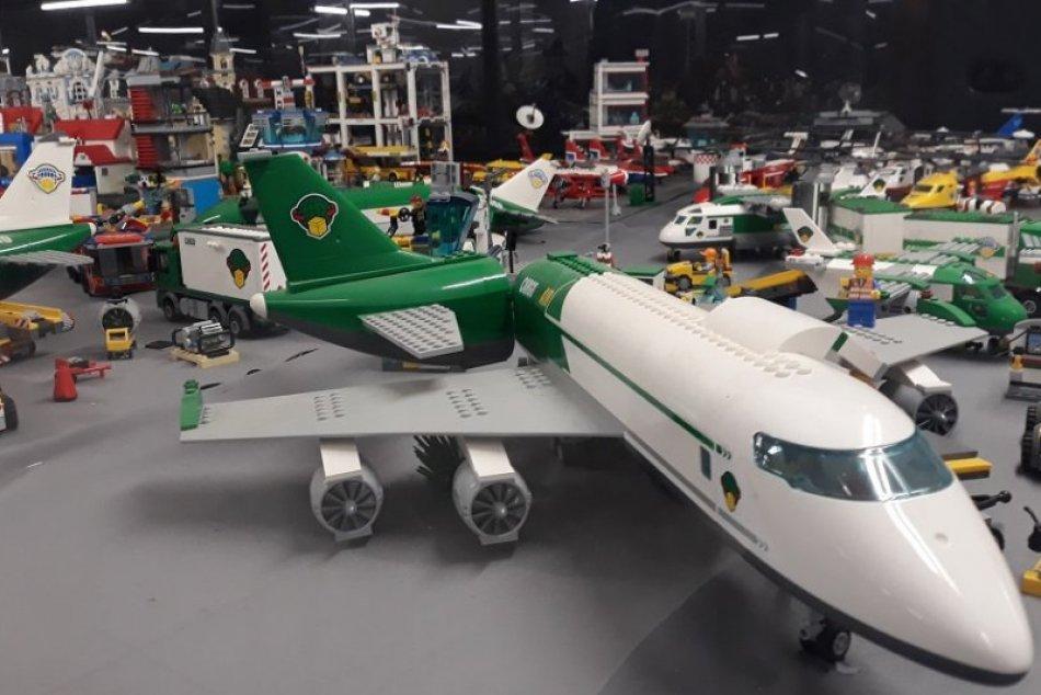 Výstava LEGO v Trnave