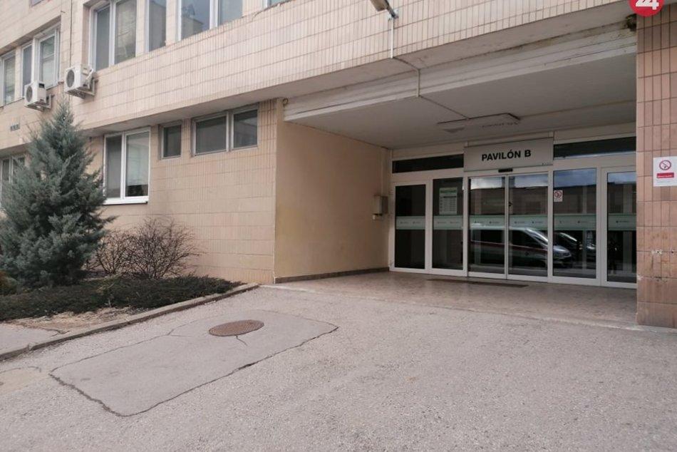 Obrazom: Rožňavská nemocnica odštartovala rozsiahlu prestavbu