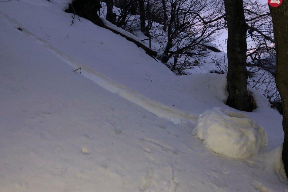Nevšedné dielo prírody: Na Skalke sa objavili snehové koláčiky